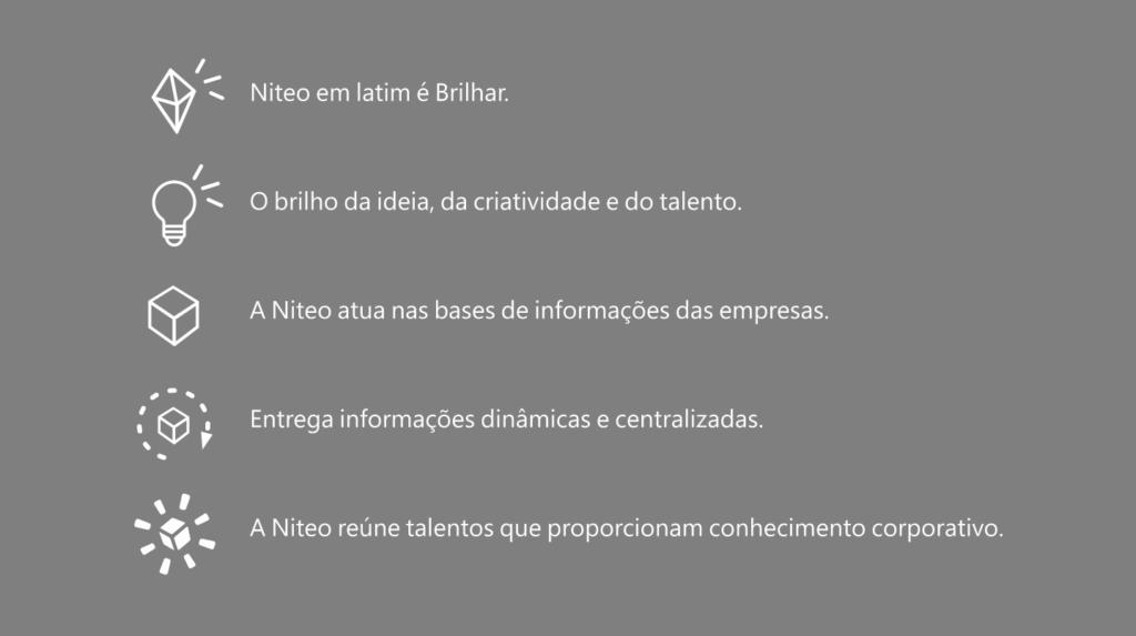 Símbolo da Niteo.